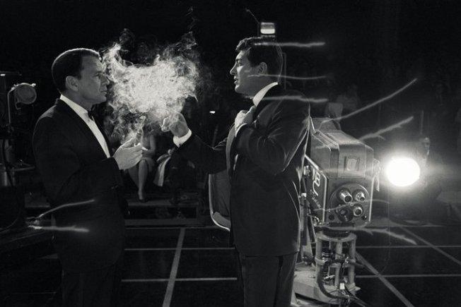Frank Sinaatra & Dean Martin. 1962
