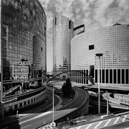 Gabriele Basilico, Paris, 1997 | © Archivio Gabriele Basilico