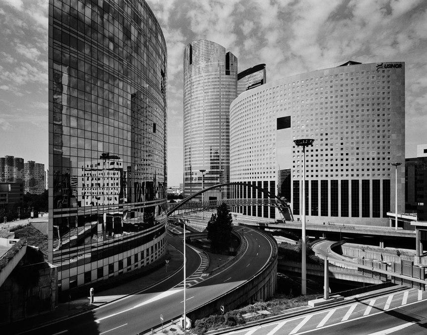 Gabriele Basilico, Paris, 1997   © Archivio Gabriele Basilico