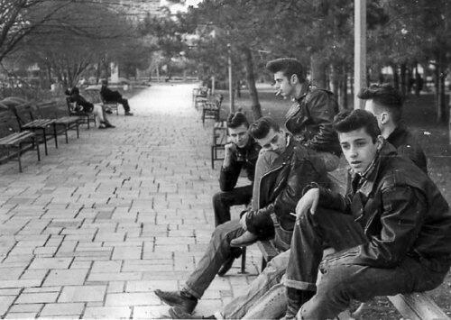 Greasers a New York, anni '50