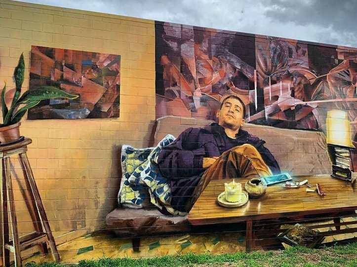Gus Eagleton + Jordache & @ Brisbane, Australia