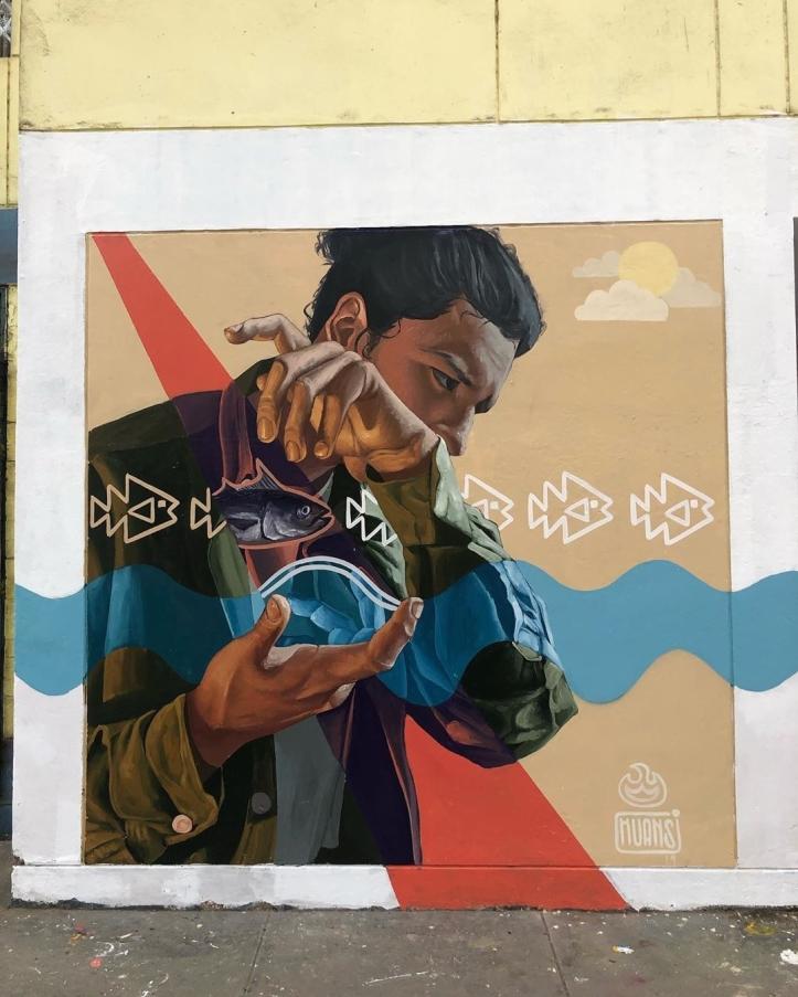 Huansi @ Callao, Lima, Peru