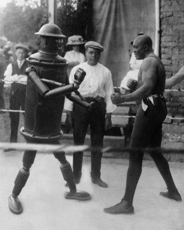 Jack Johnson vs Boilerplate