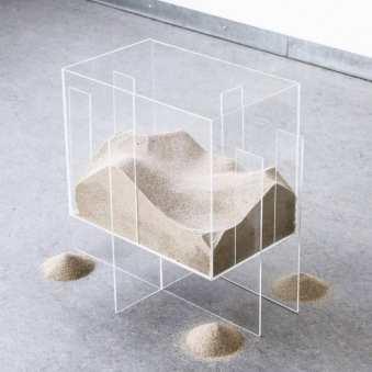 Moving Sand (2017) by Jacob Egeberg