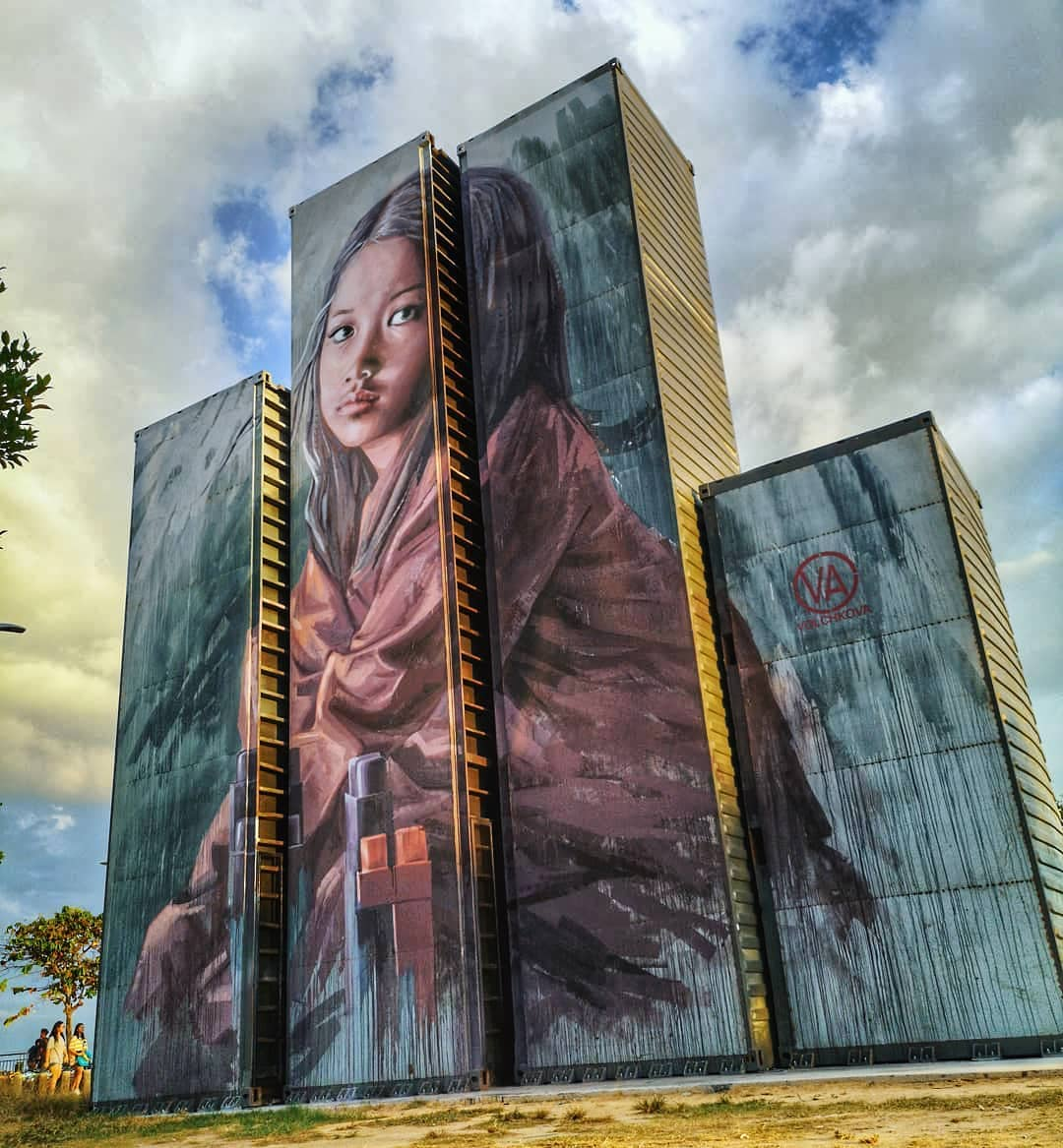 Julia Volchkova @ George Town, Penang, Malaysia