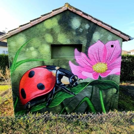 Ladybug by Syrk