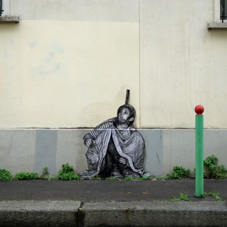 Levalet @ Paris, France