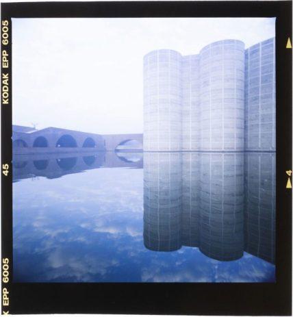Louis Kahn, Sher-e-Bangla Nagar, National Capital, Dhaka, BangladesPhoto: Roberto Schezen, 2001 circaCourtesy: Fondazione MAXXI