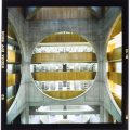 Louis Kahn, Library, Phillips Exeter Academy, Exter, New Hampshire Photo: Roberto Schezen, 2001 circa Courtesy: Fondazione MAXXI