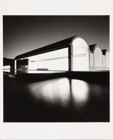 Louis Kahn, Kimbell Art Museum. Forth Worth, Texas Photo: Roberto Schezen, 2001 circa Courtesy: Fondazione MAXXI