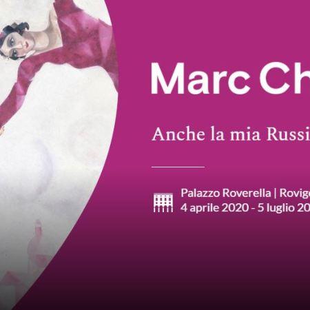 Marc Chagall @ Palazzo Roverella, Rovigo