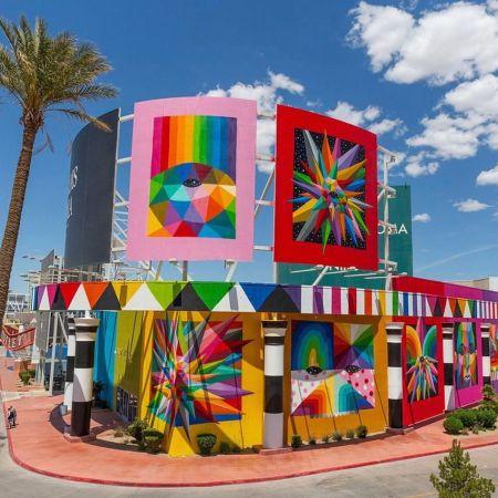 Okudart @ Las Vegas, USA