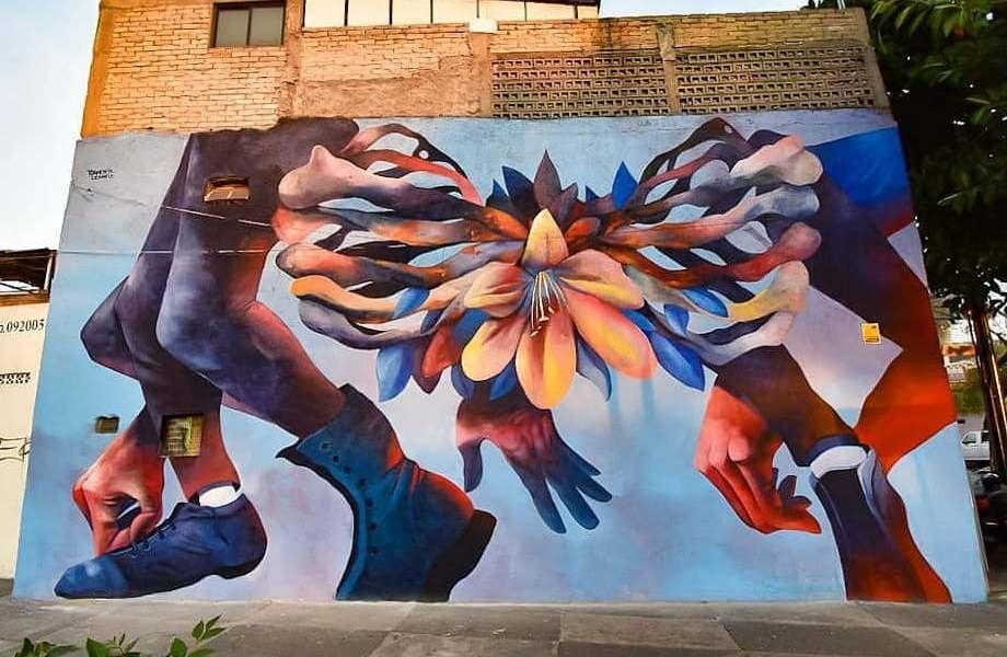 Oliver Tormenta @ Mexico City, Mexico