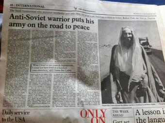 Osama bin Laden, 1993