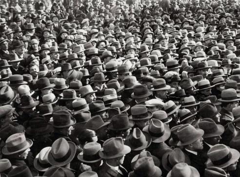 Quando gli uomini indossavano cappelli