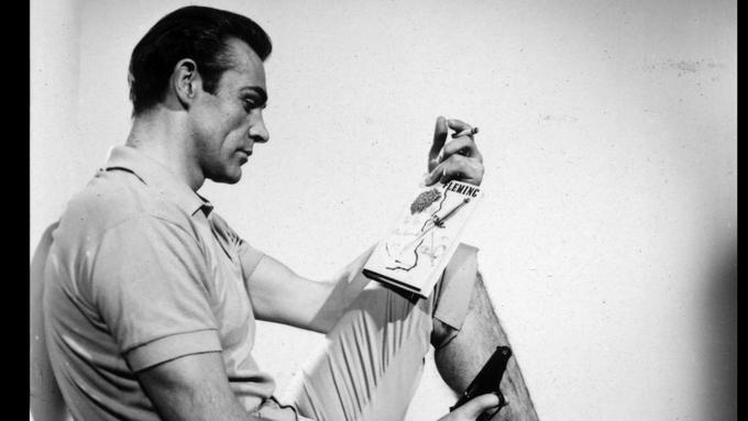 Sean Connery, anni '60