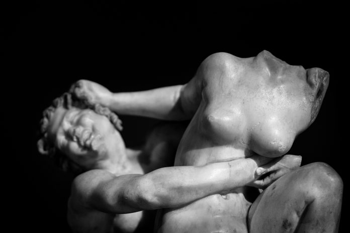 Stefano Cigada, Centrale Montemartini, Roma 16.6.2019; 15.59 480×330 mm stampa fine art su carta d'archivio ©Stefano Cigada