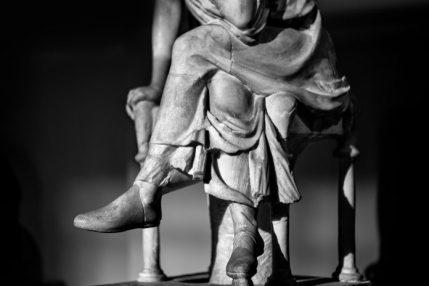Stefano Cigada, Centrale Montemartini, Roma 16.7.2019; 17.20 480×330 mm stampa fine art su carta d'archivio ©Stefano Cigada