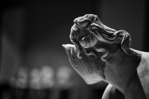 Stefano Cigada, Museo Nazionale Romano, Roma 27.12.2017; 16.08 480x330 mm stampa fine art su carta d'archivio ©Stefano Cigada