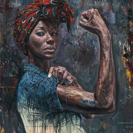 """Rosie no. 1."" (2016) by Tim Okamura"
