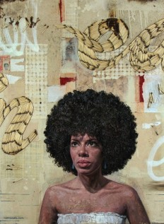 """""""From the Spark Comes the Light"""" (2017) by Tim Okamura"""