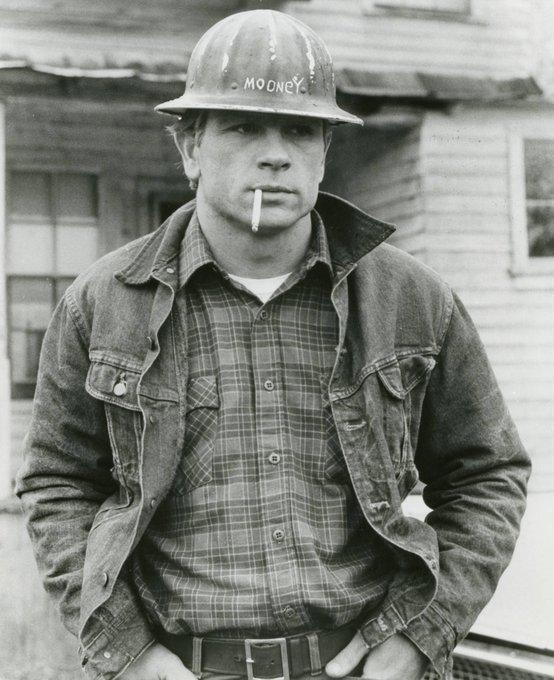 Tommy Lee Jones in 'La ragazza di Nashville' 1980