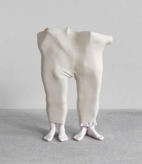 Urinal (2019) by Erwin Wurm