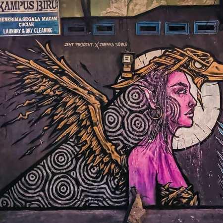 Zent Prozent & Zarinka Soiko @ Yogyakarta, Indonesia