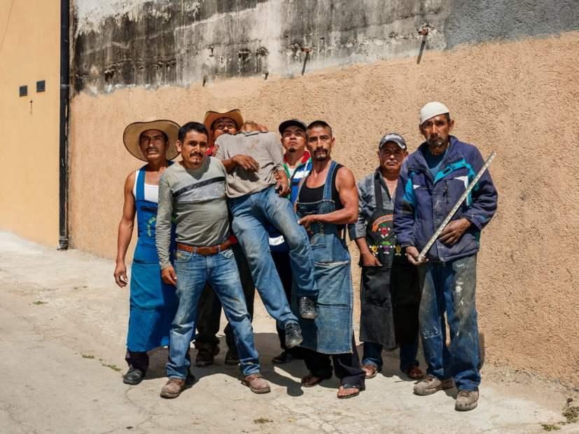 After Siqueiros, Oaxaca de Juárez, 2018 © Pieter Hugo