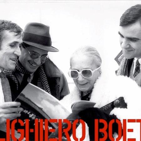 Alighiero Boetti @ Galleria Christian Stein, Milano