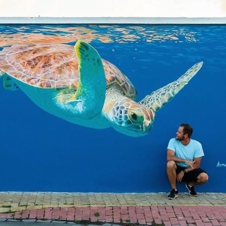 Artmando Multimedia @ San Nicolaas, Aruba