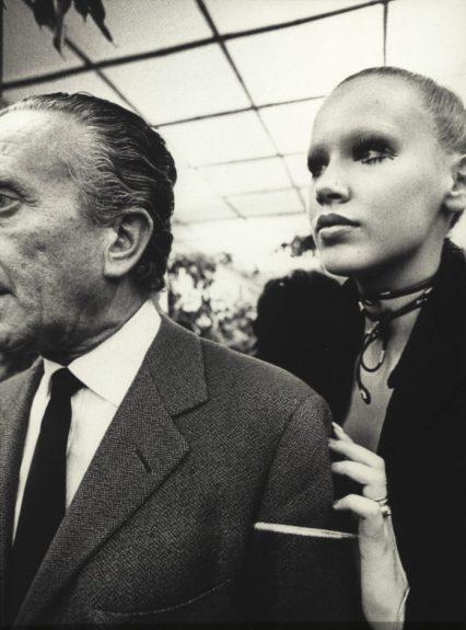 Carla Cerati, Inaugurazione parrucchiere Dina 1971 © Carla Cerati Courtesy Elena Ceratti