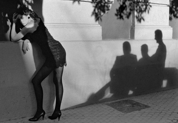 Celia Forner. Sevilla, 1988 © Ferdinando Scianna