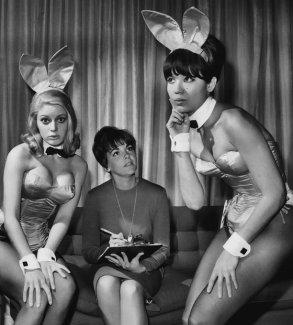 Conigliette Playboy, anni '60
