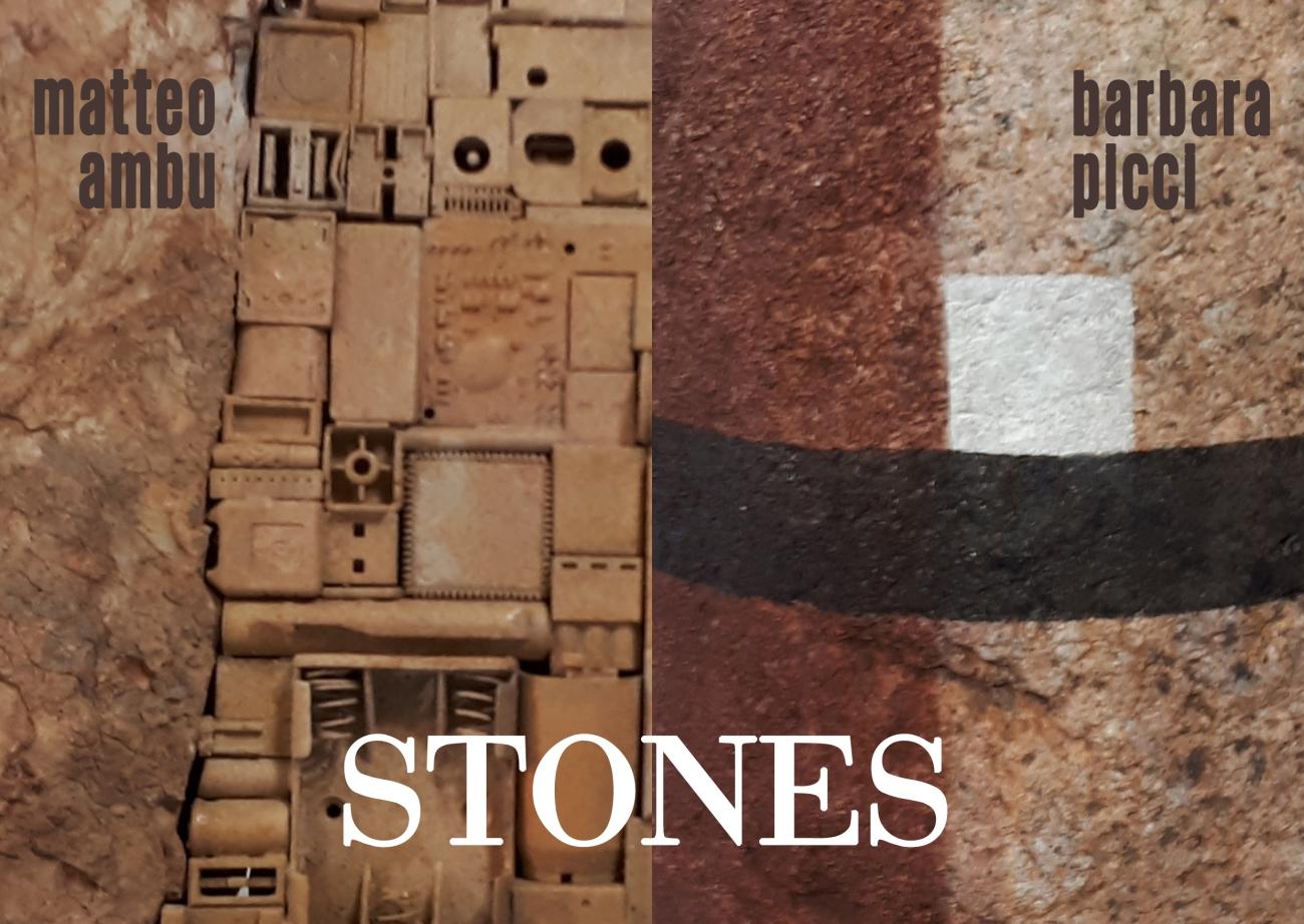 """""""Stones"""", bipersonale di Matteo Ambu e Barbara Picci @ Fondazione Bartoli Felter, Cagliari"""