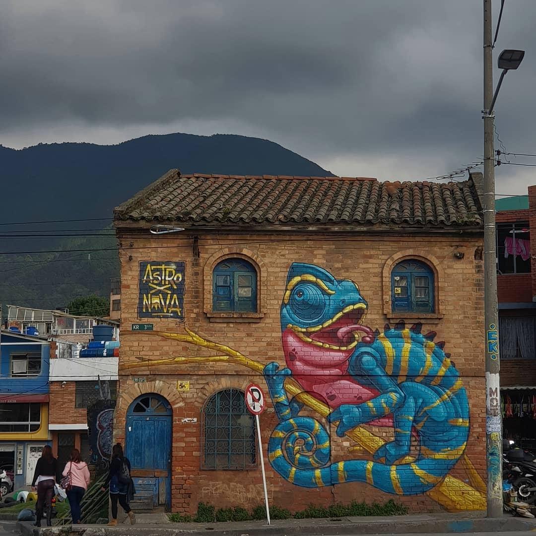 Eggo Unonueve + Nativo @ Bogota, Colombia