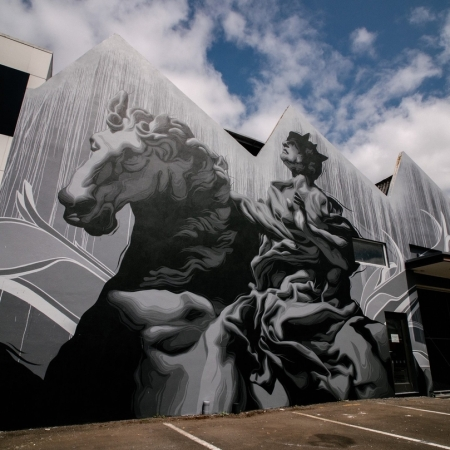 Eric Skotnes @ Palmerston North, New Zealand
