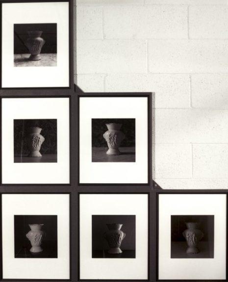 Franco Vimercati, Vaso (o Le temp retrouvè) 1982 © eredi Franco Vimercati Courtesy Archivio Franco Vimercati, Milano e Galleria Raffaella Cortese, Milano