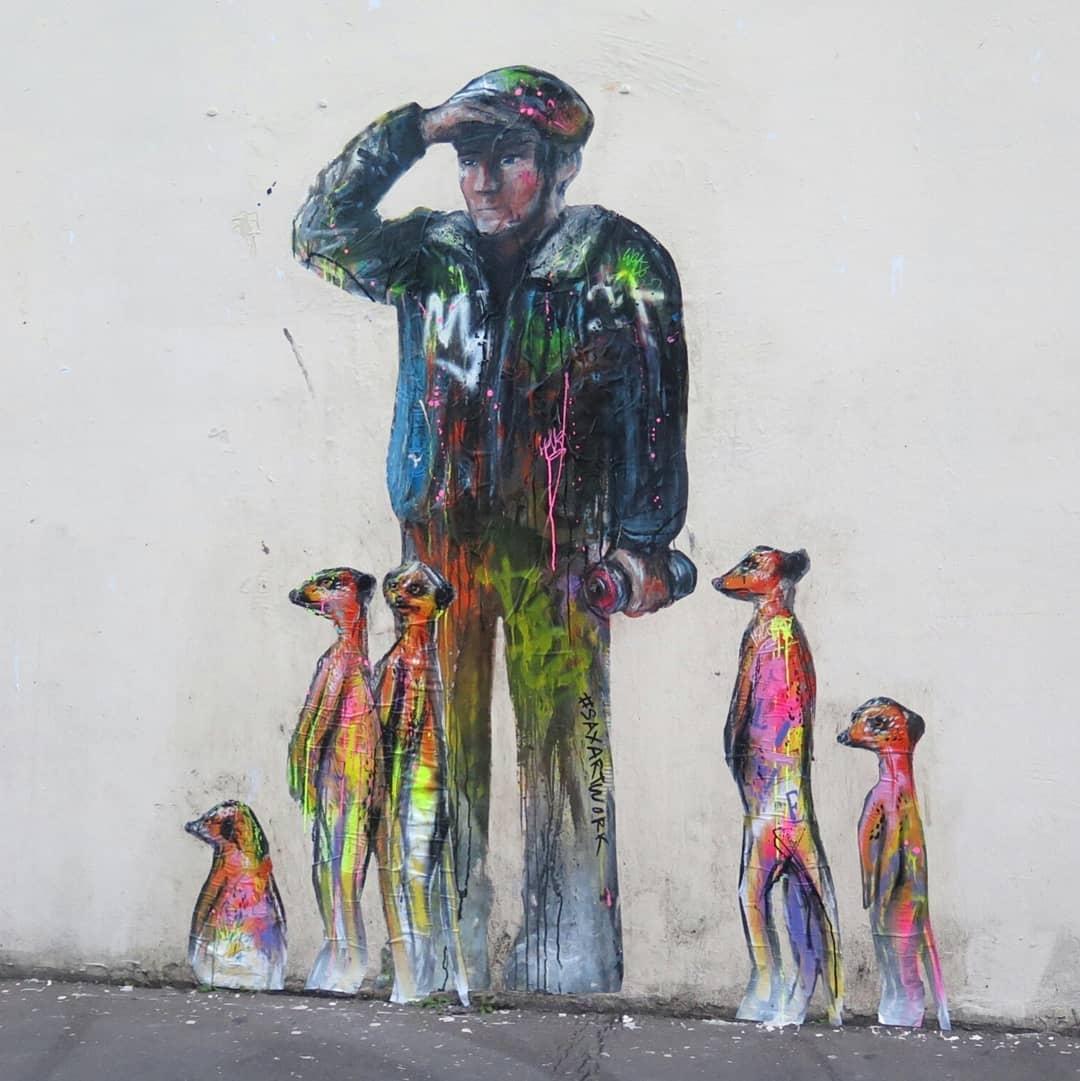 Henry Blache @ Paris, France