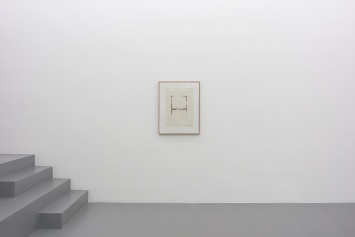 Installation view: Qualcos'altro, Gió Marconi, 2020