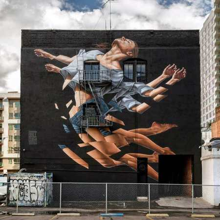 James Bullough @ Los Angeles, USA