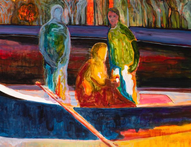 Jiří Hauschka, Forest Family (part.), 2019, courtesy l'artista e CRAG