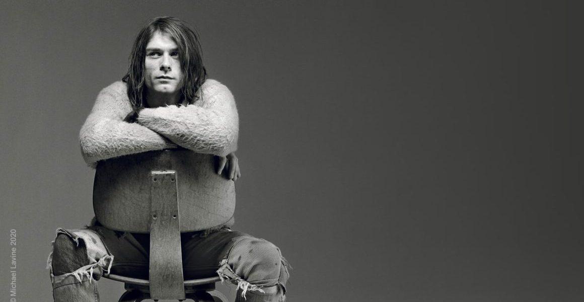 Kurt Cobain by Michael Lavine @ Palazzo Medici Riccardi, Firenze