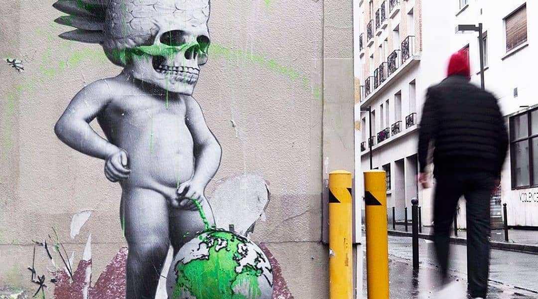 Ludo @ Paris, France