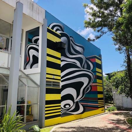 Medianeras @ Florianopolis, Brazil
