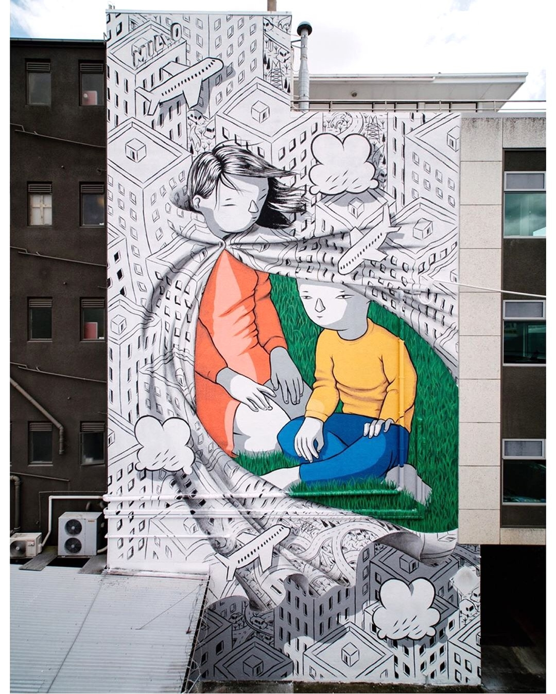 Millo @ Palmerston North, New Zealand