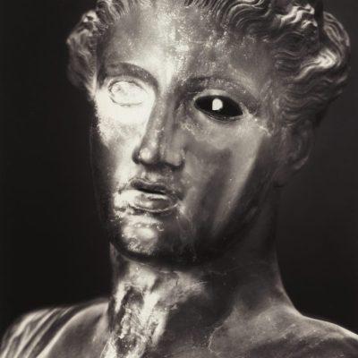 Mimmo Jodice, Guerriero da Ercolano 1993 © Mimmo Jodice Courtesy Galleria Vistamare
