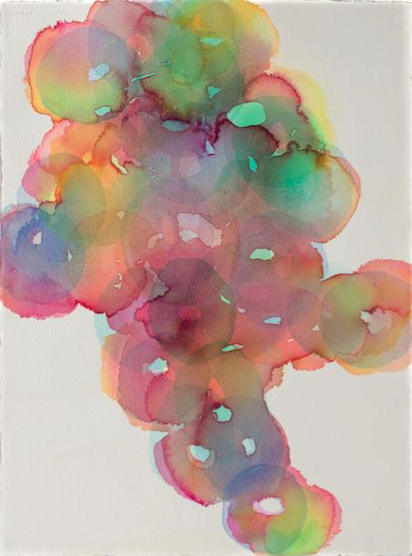 Lalla Lussu - Ramadura, 2005 (acquerello su carta, cm 56 x 76)