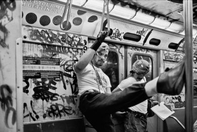 New York, 1965 © Ferdinando Scianna