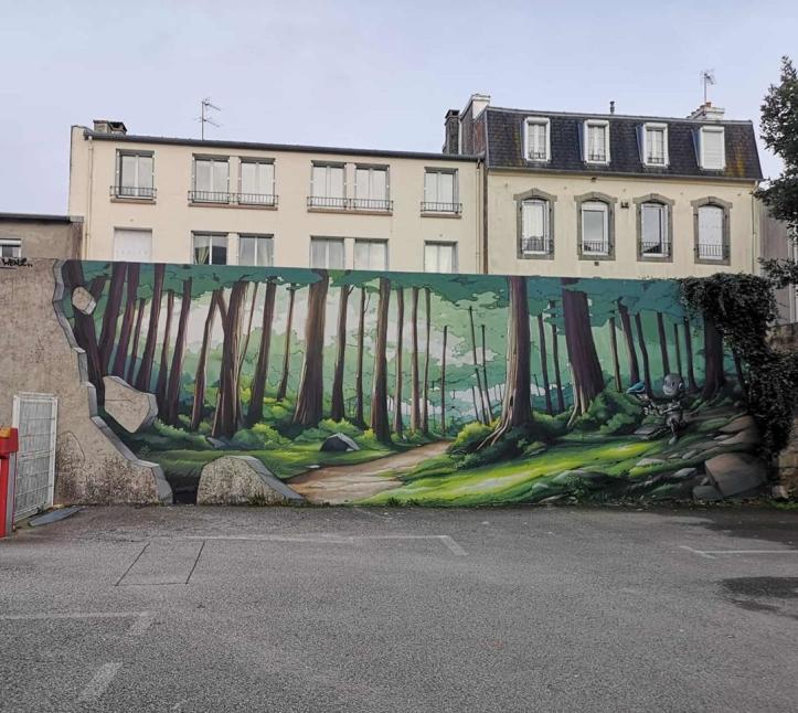 Pakone + Wen2 @ Brest, France